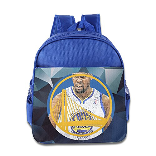 Logon 8 KD Warriors No35 Lovely School Bags RoyalBlue For 3-6 Years Olds - With Fort Myers Kids