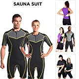 New Kutting Weight (cutting weight) neoprene weight loss sauna suit (5XL) For Sale