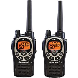Midland Gxt1000vp4 36-mile 50-channel Frsgmrs Two-way Radio (Pair) (Blacksilver) 2