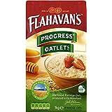 Flahavan's Irish Progress Oatlets / Oatmeal / Porridge, 1kg bag