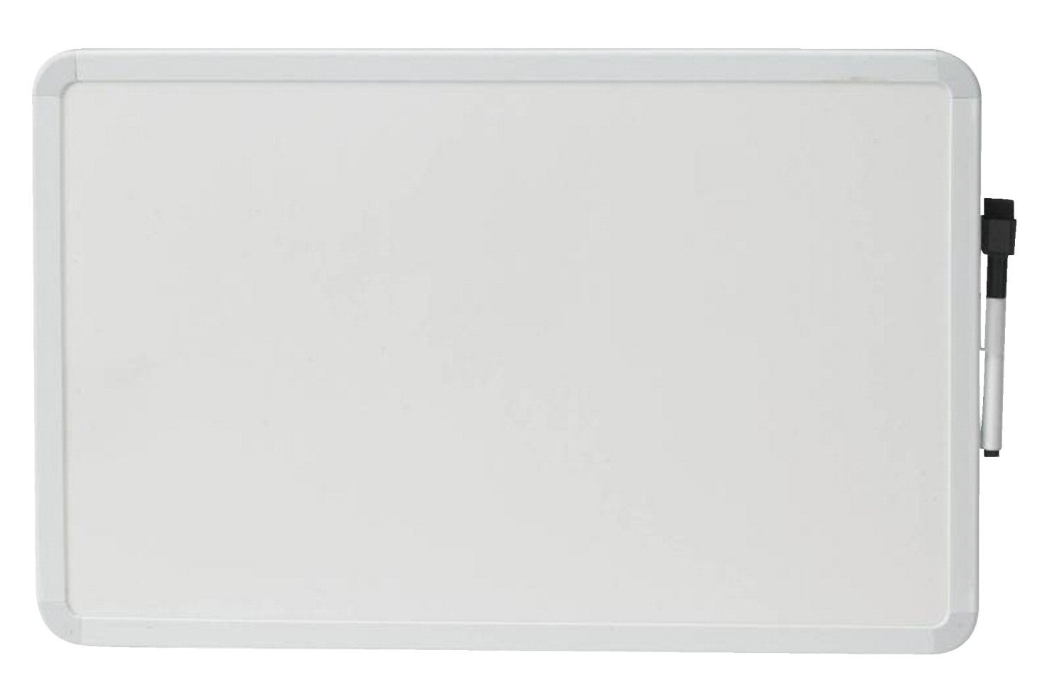 School Smart 633747 Dry Erase Boards - 11 x 17 inches - White