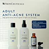 Skinceuticals Adult Acne System 3 Items Cleanser Toner Serum New Fresh Product