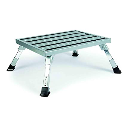 Admirable Folding Step Stool Platform Mini Working Step Adjustable Caraccident5 Cool Chair Designs And Ideas Caraccident5Info