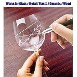 Afantti Scribe Tool, Tungsten Carbide Tip Scriber