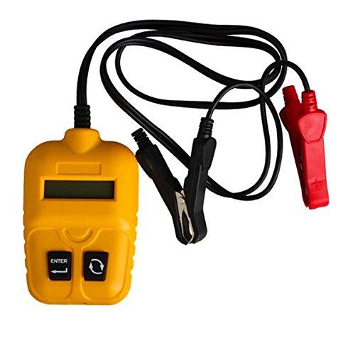 JenNiFer Auto Digital Battery Analyzer Tester Tool SC100 Digital Car Battery Analyzer Battery Checker: