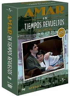 Amar En Tiempos Revueltos - Temporada 4 Repackaging DVD: Amazon.es ...