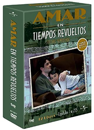 Amar en tiempos revueltos (Temporada 3) [DVD]: Amazon.es ...
