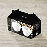 Wilmax 880112 Sugar Bowl & Creamer Set44; White - Pack of 24