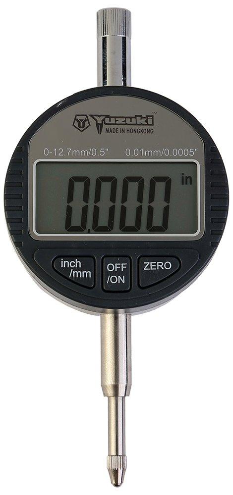 Yuzuki DI2501 Digimatic Indicator (0.01 x..