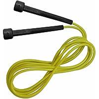 Corda de Pular Muvin Basics Tamanho Ajustável em PVC - Corda de Saltos Com Velocidade Para Treino Funcional - Exercícios…