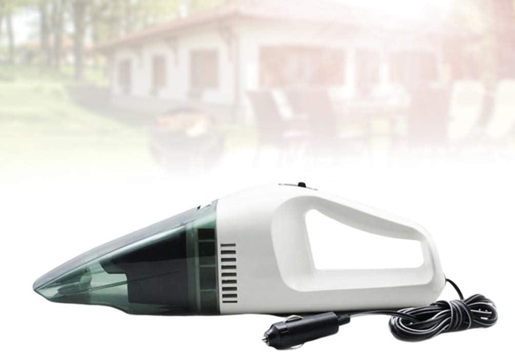 VOSAREA - Aspirador de Coche Mini Buster Polvo Aspirador Manual Recoge Polvo de Coche de Bolsillo para Coche o camión: Amazon.es: Hogar