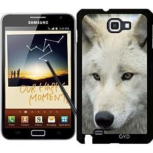 Funda para Samsung Galaxy Note GT-N7000 (I9220) - Wolf_2015_0602 by JAMFoto