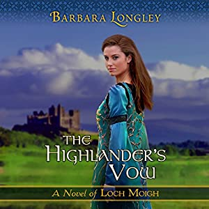 The Highlander's Vow Hörbuch