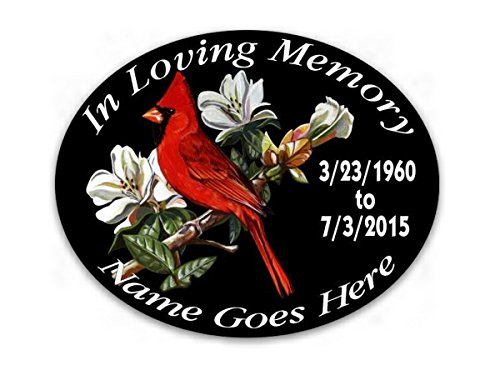 in memory of loved one decal - 4