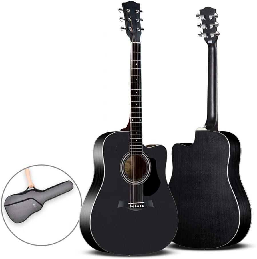 BAIYING-Guitarra Acústica ,Guitarra De Viaje Ejercicios del ...