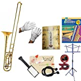 RS Berkeley TBB707 Artist Series Bass Trombone with case & Bonus RSB MEGA PACK w/Accent in achievement Book