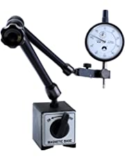 0-10mm/0.01 Dial Indicator with Magnetic Base Holder Stand