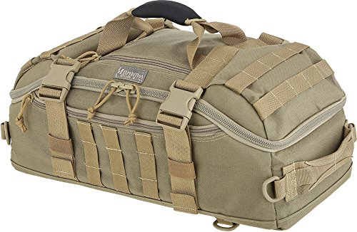 Maxpedition SOLODUFFEL Adventure Bag, Khaki