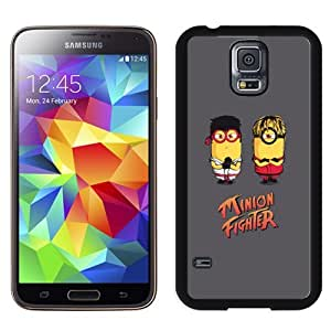 Minion Fighter Durable High Quality Samsung Galaxy S5 Case