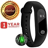 Lambent M2 Compatible Sweat Free Smart Band Heart Rate with Sensor