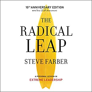 The Radical Leap Audiobook