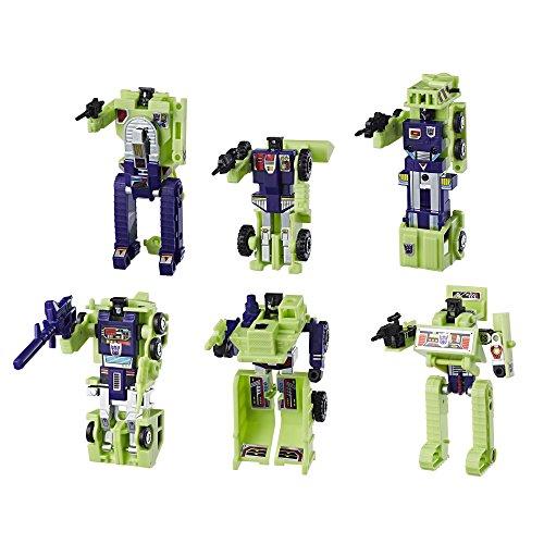 Hasbro Transformers: Vintage G1 Constructicon Devastator 6-Figure Collection Pack
