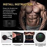 ABS Toning Training Belt,Muscle Toning Waist