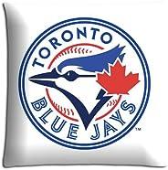 16x16inch 40x40cm floor pillow protector case Polyester / Cotton durable amazing MLB baseball logo