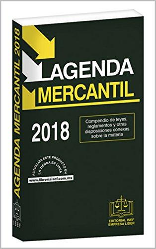 Amazon.com: AGENDA MERCANTIL 2018 (Spanish Edition) eBook ...
