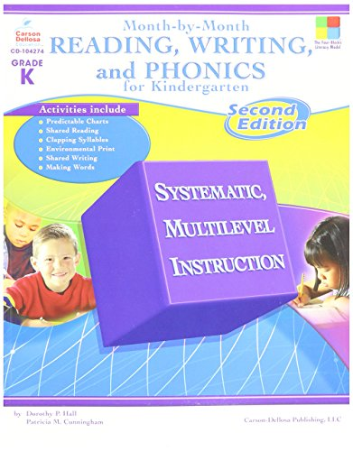 Month-by-month Phonics 2nd Edition ()