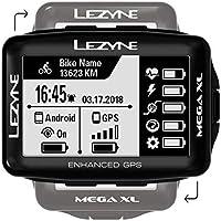 Lezyne Mega XL Bicicletta Nero localizzatore GPS