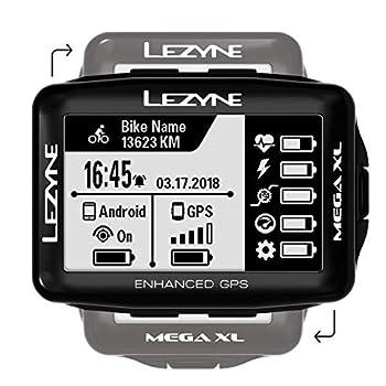 LEZYNE Mega XL GPS Bicycle Computer