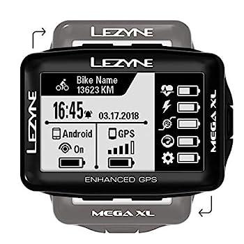 LEZYNE Mega XL GPS Bike Computers