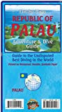Palau Adventure & Dive Guide Franko Maps Waterproof Map
