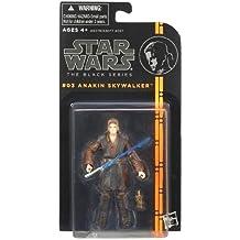 "Star Wars the Black Series Anakin Skywalker in Stock (3 3/4"" Inch) 2013 03"