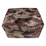 3 horse power boat motor - Homyl Trailerable Outboard Boat Motor Engine Cover 2-300 Horsepower - Desert Camo Heavy Duty Water, Mildew, and UV Resistant - for 2-5 HP Engines