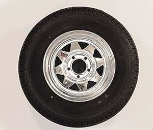 Goodyear Marathon Marathon Trailer Tire ST205/75R14 205/75-14 14 Galvanized Rim