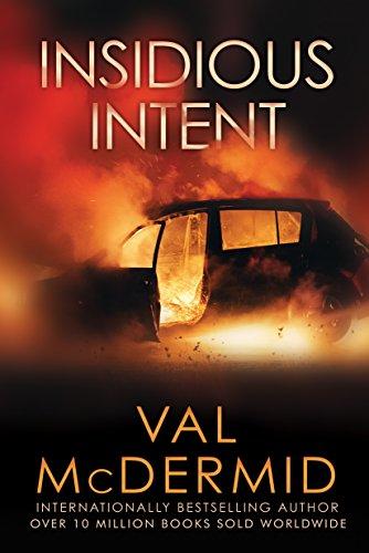"""""""Insidious Intent (Tony Hill / Carol Jordan)"""" av Val McDermid"""