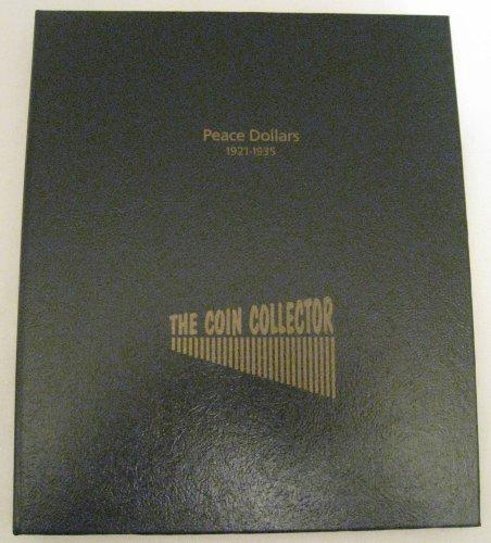 DANSCO Peace Dollars 1921 to 1935 Album #7175