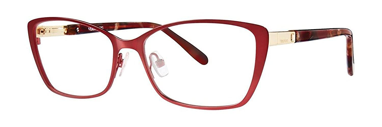 d1acdb5a1b8d Eyeglasses Vera Wang BRINN MULBERRY Mulberry  Amazon.co.uk  Clothing