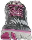ALTRA Women's Torin 3 Running Shoe, Gray/Pink, 7 B US
