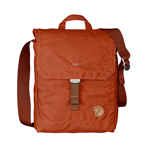 Fjällräven Shoulder Bag Foldsack No. 3 Autumn Leaf [215] Arancione