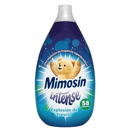 Mimosin Intense Explosión de Frescor Suavizante - 58 lavados ...