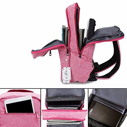 Main Dos Sac au BMKWSG à Violet Femme rose Violet pour porté UfEnFFq