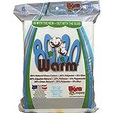 Warm WNN2656 80/20 Cotton Baby 55x60'' Batting and Scrim