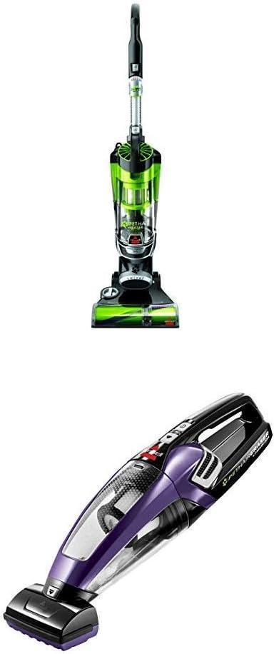 Pet Hair Eraser + Hand Vacuum