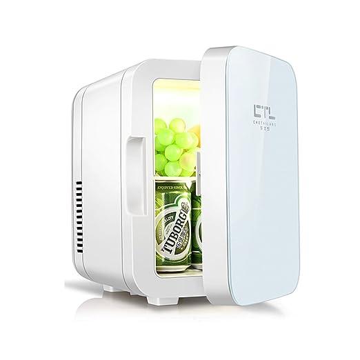 YZY 6L Mini Nevera Refrigerador De Coche Congelador Pequeño Caja ...