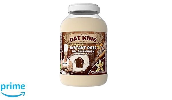 LSP Oat King Instant Flavoured Oats Vanilla - 4000 gr: Amazon.es: Salud y cuidado personal