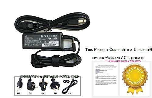 Hp Notebook Adapters (AC Power Adapter Charger 741727-001 740015-002 for HP 250 G3 15.6