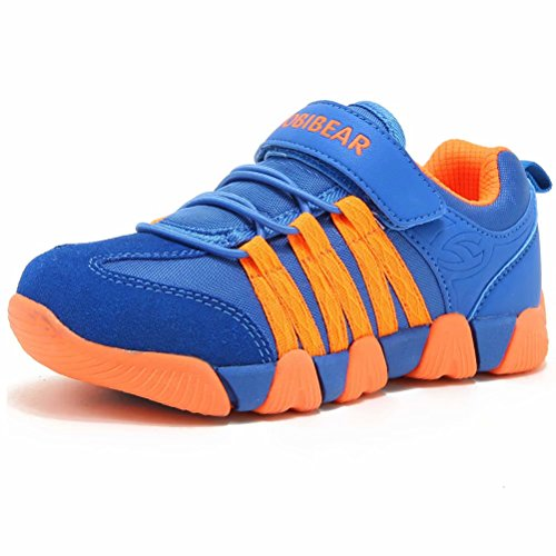JIAWA Boys Sneakers Casual Strap Lightweight Sports Running Shoes for Kids(Toddler/Little Kid/Big Child) – DiZiSports Store